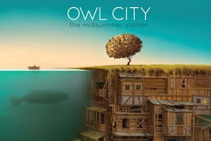 Owl City - The Midsummer Station. Photo / Supplied.