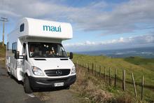 Motorhoming on the Awhitu Peninsula. Photo / Supplied