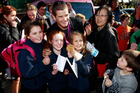 New Zealand's Olympians visit Christchurch on the NZ Olympic Team Welcome Home Tour. Photo / Natalie Slade