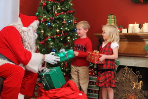 Expecting some students to stand back when Santa hands out the loans scheme presents is unreasonable. Photo / File