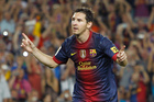 Lionel Messi. Photo / Andres Kudacki