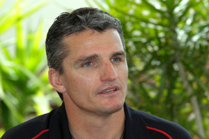 Former Warriors coach Ivan Cleary. Photo / Brett Phibbs