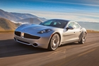 The Fisker Karma electric-petrol plug-in car has had problems since its launch.