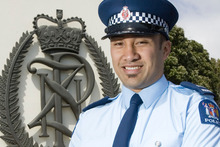 Kali Fungavaka who was awarded a New Zealand Bravery Medal in 2006. Photo / Mark Mitchell
