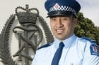 South Auckland constable Kali Fungavaka, the holder of one of New Zealand's highest bravery awards, was surrounded by his family when he died yesterday in Tonga from injuries suffered in an assault.