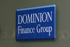 NZH file photo of Dominion Finance Holdings offices on Parnell Rd, Auckland in 2008. Photo / Brett Phibbs