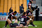 The Warriors have to get over the horror losses of the last few weeks. Photo / Greg Bowker
