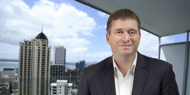 Gen-i chief executive Chris Quin will lead the presentation of Telecom's full-year result, rather than new Telecom boss Simon Moutter. Photo / Supplied