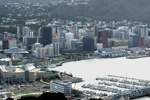 Wellington City. Photo / GETTY 