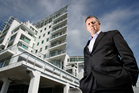 Dean Humphries, Jones Lang LaSalle Hotels executive vice-president, brokered the deal. Photo / Steven McNicholl