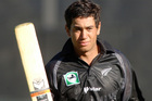 New Zealand's Ross Taylor. Photo / Ross Setford