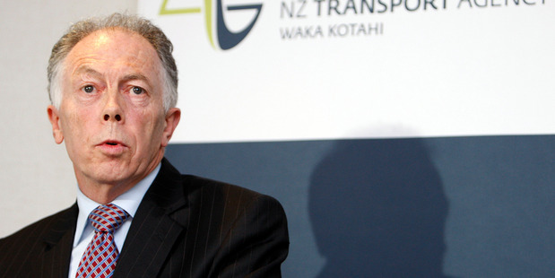 Geoff Dangerfield says we must have 'joined up thinking' to deliver the high-performing transport system New Zealand needs. Photo / File