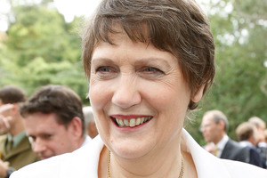 Former New Zealand Prime Minister Helen Clark. Photo / NZ Herald