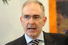 KiwiRail chief executive Jim Quinn. File photo / Ross Setford