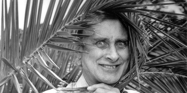 Comedian Spike Milligan enjoyed the peace and quiet of the sumptuous villa in Mallorca. Photo / Supplied
