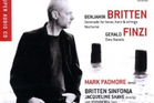 Britten/Finzi, with Mark Padmore.