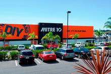 This Mitre 10 store in Whangaparaoa sold for $4,625,000.