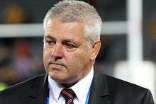Former All Black Warren Gatland appears likely to be confirmed as head coach of the British and Irish Lions early next month for their 2013 tour of Australia. Photo / Getty Images.