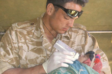 Corporal Luke Tamatea. Photo / NZ Army