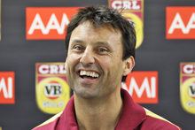 New NSW coach Laurie Daley. Photo / Getty Images