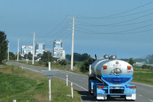Dairy exports were a big contributor to business income rising 4.7pc last year, says Stats NZ. Photo / BOP