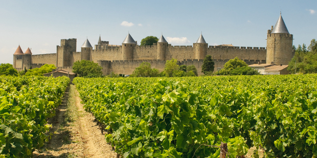 No. 12: The most famous and picturesque wine chateaux are to be found in France. Photo / Thinkstock
