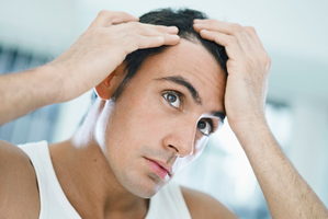 Many men fear losing their hair, luckily there are preventative measures that can be taken to prevent, or at least, slow the process down. Photo / Thinkstock