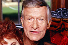 Hugh Hefner.  Photo / File photo