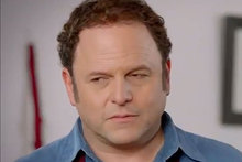 Jason Alexander stars as a barista called Bud in a new Nickelback video. Photo / YouTube