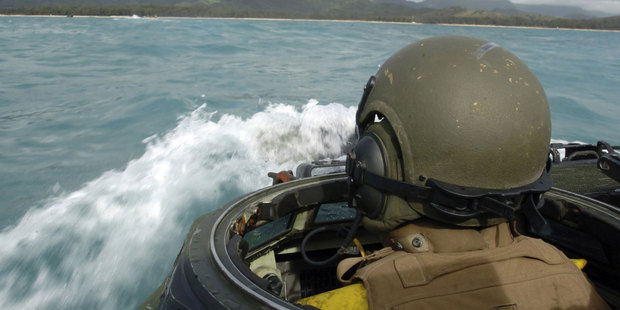 Marketing executives are being urged to look to the US Marines for making waves in the digital market place. Photo / Thinkstock