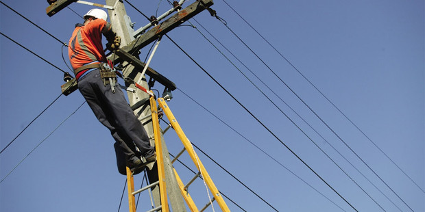 A Commerce Commission decision would allow electricity lines companies supplying some of the country's most remote, rural areas to raise their charges by as much as 15 percent. Photo / File