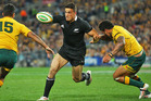 Sonny Bill Williams has only been in a losing All Black side once in his 18 test appearances. Photo / Getty Images