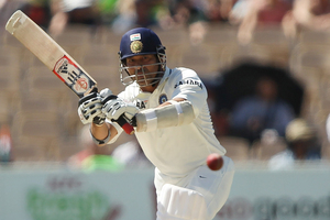 Sachin Tendulkar has nearly every batting record in the test game there is to own and has scored 15,470 runs in the whites. Photo / Getty Images