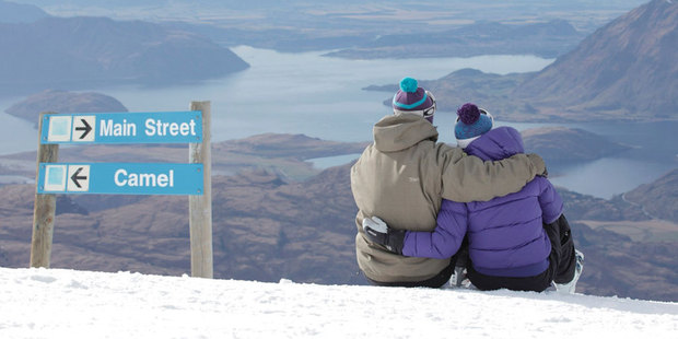 "New Zealand is being pitched to Indian honeymooners as as ""the ultimate honeymoon or couples holiday"". Photo / TNZ"