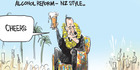 View: Cartoon: Alcohol reform - NZ style...