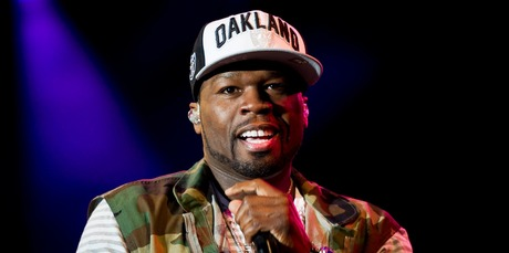Rapper 50 Cent appears in a new documentary about the illegal drug trade. Photo / AP