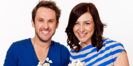'We're actually just lovely people,' say Thomas and Carla from My Kitchen Rules.  Photo / Supplied