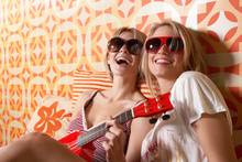Researchers have found the first happiness gene for women. Photo / Thinkstock