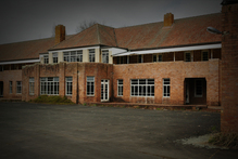 Spookers is based at the former Psychiatric Hospital at Kingseat. Photo / Supplied