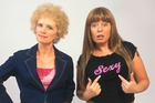 Kath & Kim's first movie has premiered in Australia. Photo / Supplied