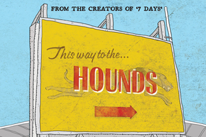 Hounds is out now on DVD.