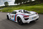Porsche 918 Spyder. Photo / Supplied