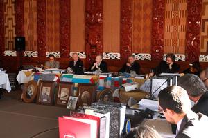 The Waitangi Tribunal wrote an interim report on Maori water rights. Photo / Mark Mitchell