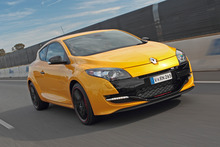 The RenaultSport RS265 is well deserving of the hot hatch label. Photo / Supplied