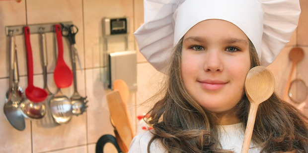 Kids Can Cook will be featuring at the Home Show in Auckland. Photo / Supplied