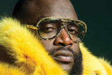 Rick Ross. Photo / Supplied