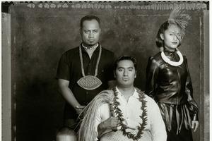The High Chief and his Subjects by Shigeyuki Kihara.