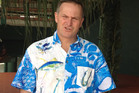 John Key at the Pacific Islands Forum in the Cook Islands. Photo / Supplied