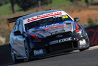 Ant Pederson will partner former A1GP racer Matt Halliday in the Taupo V8 SuperTourer enduro races. Photo / SportProMedia.com/Euan Cameron