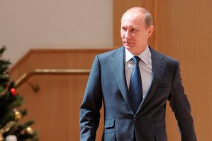 President Vladimir Putin holds the future of Apec in his hands. Photo / AP